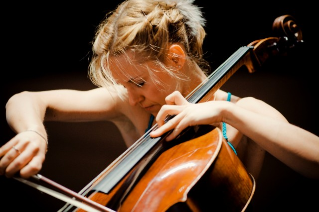 Sol Gabetta Cellist