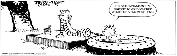 Calvin and Hobbes comic